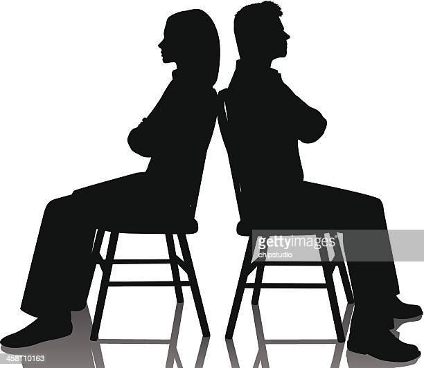 Sit Face Away