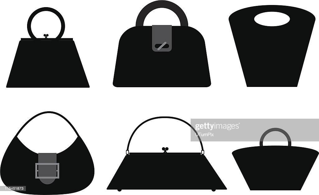 Six Bag Silhouettes