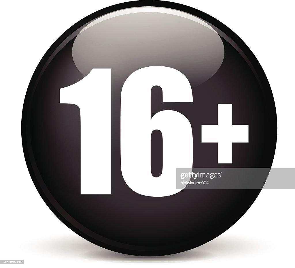 sixteen icon