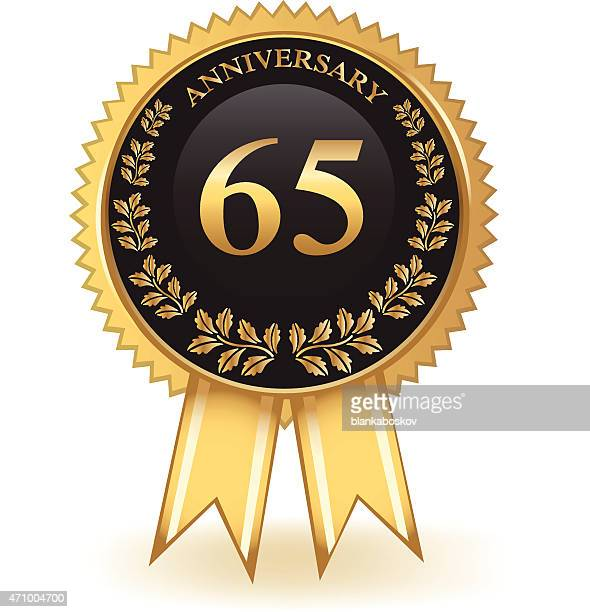 Sixty Five Year Anniversary