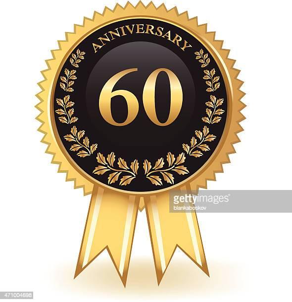 60-jährigen Jubiläum