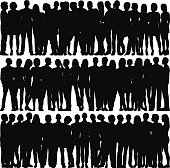 Sixty-Six People in a Crowd