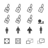 size icons111