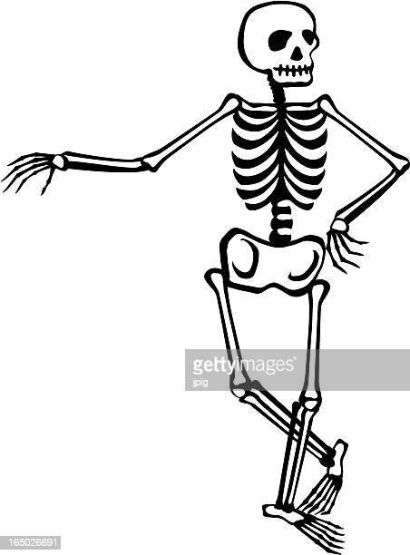Skeleton - casual