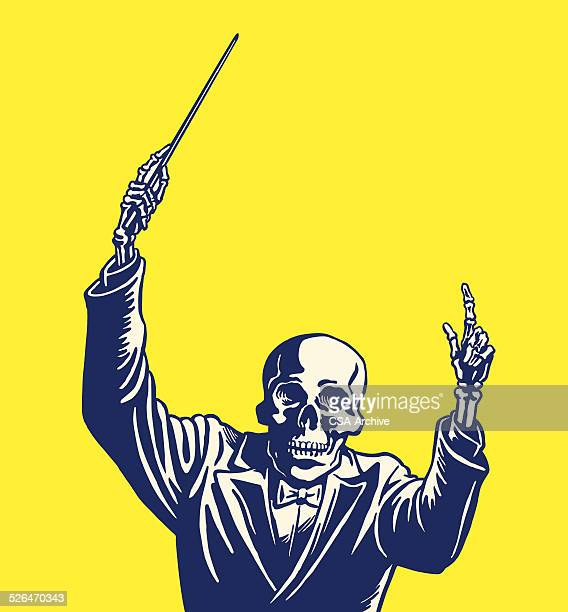 Skeleton Conductor