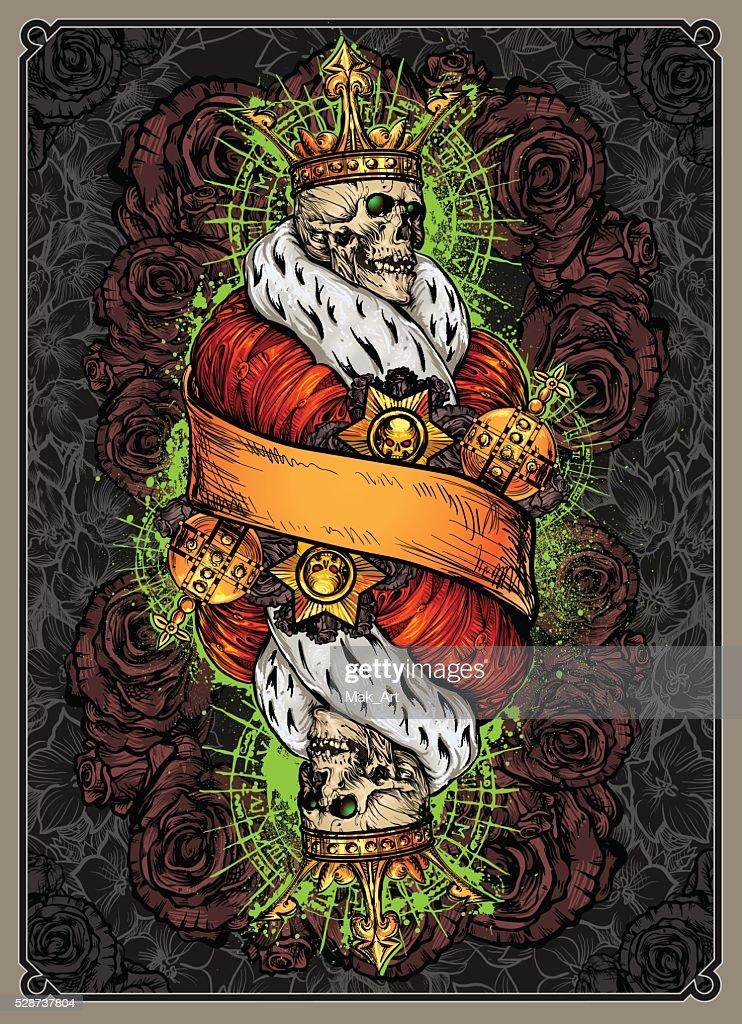 Skeleton King Rich