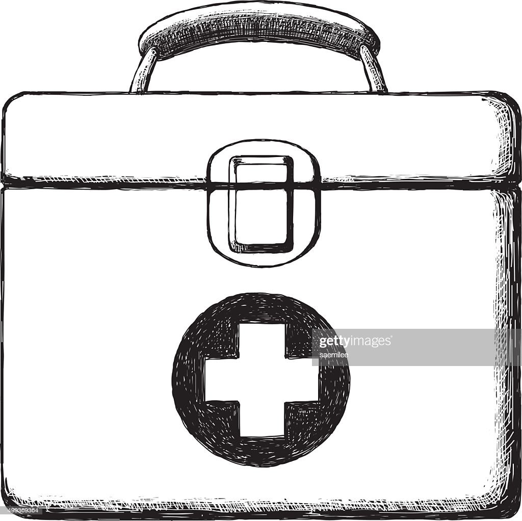 Sketch First Aid Kit