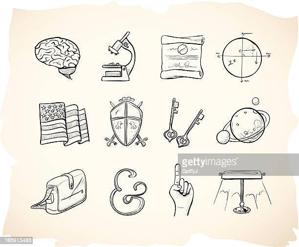 Sketch School Icons 2