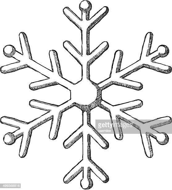 Sketch Snowflake