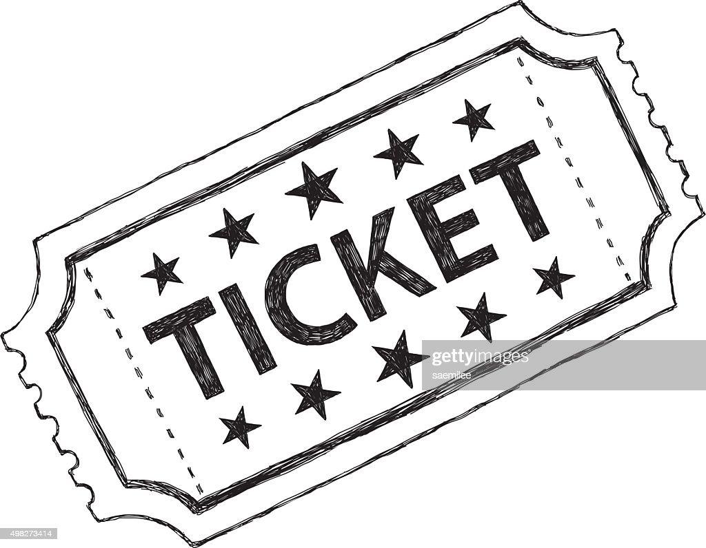 Sketch Ticket