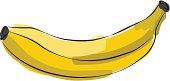 Sketched Banana