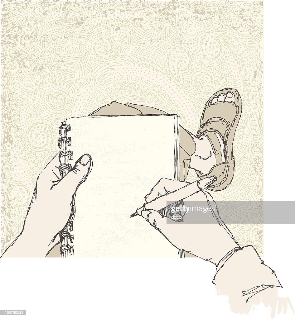 Sketching a Sketch