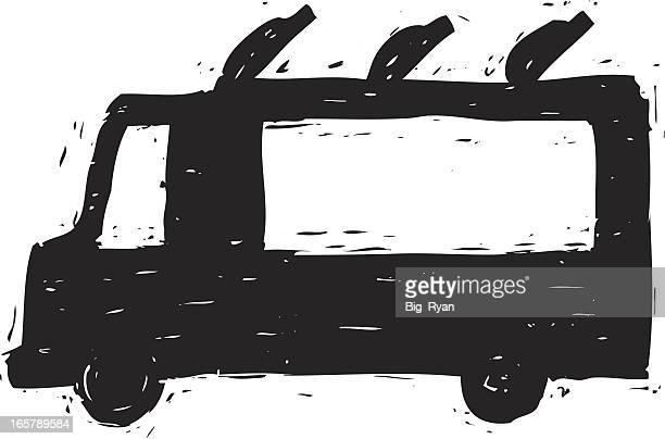 sketchy food truck