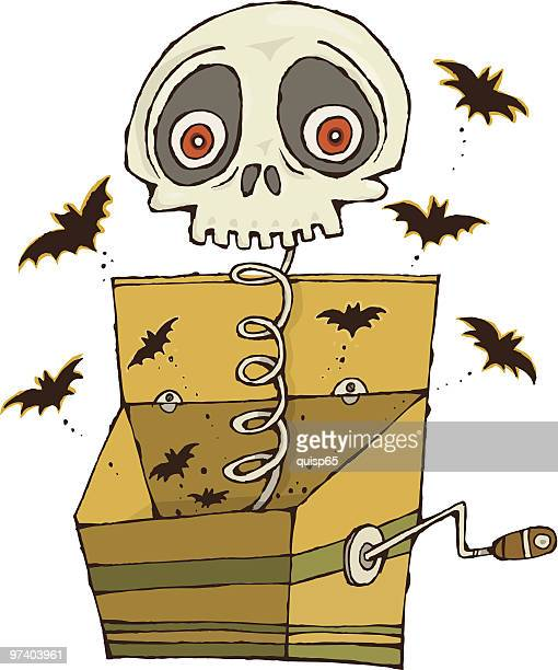 Skull in the Box