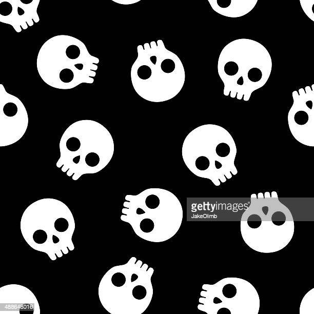ilustraciones, imágenes clip art, dibujos animados e iconos de stock de cráneo patrón 4 - social grace
