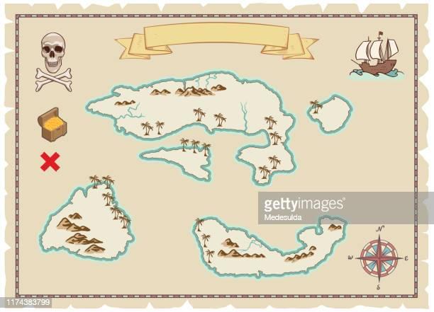 skull - kong: skull island stock illustrations