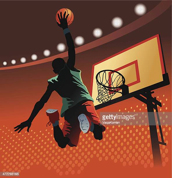 Slam Dunk at Basketball