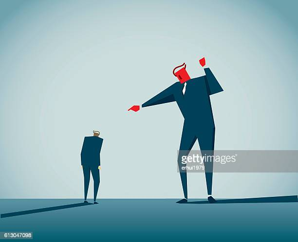 slavery - aggression stock illustrations