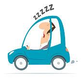 Sleeper driver