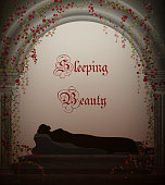 sleeping beauty fairytale,