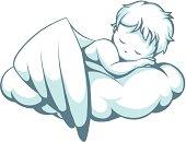 Sleeping little Angel