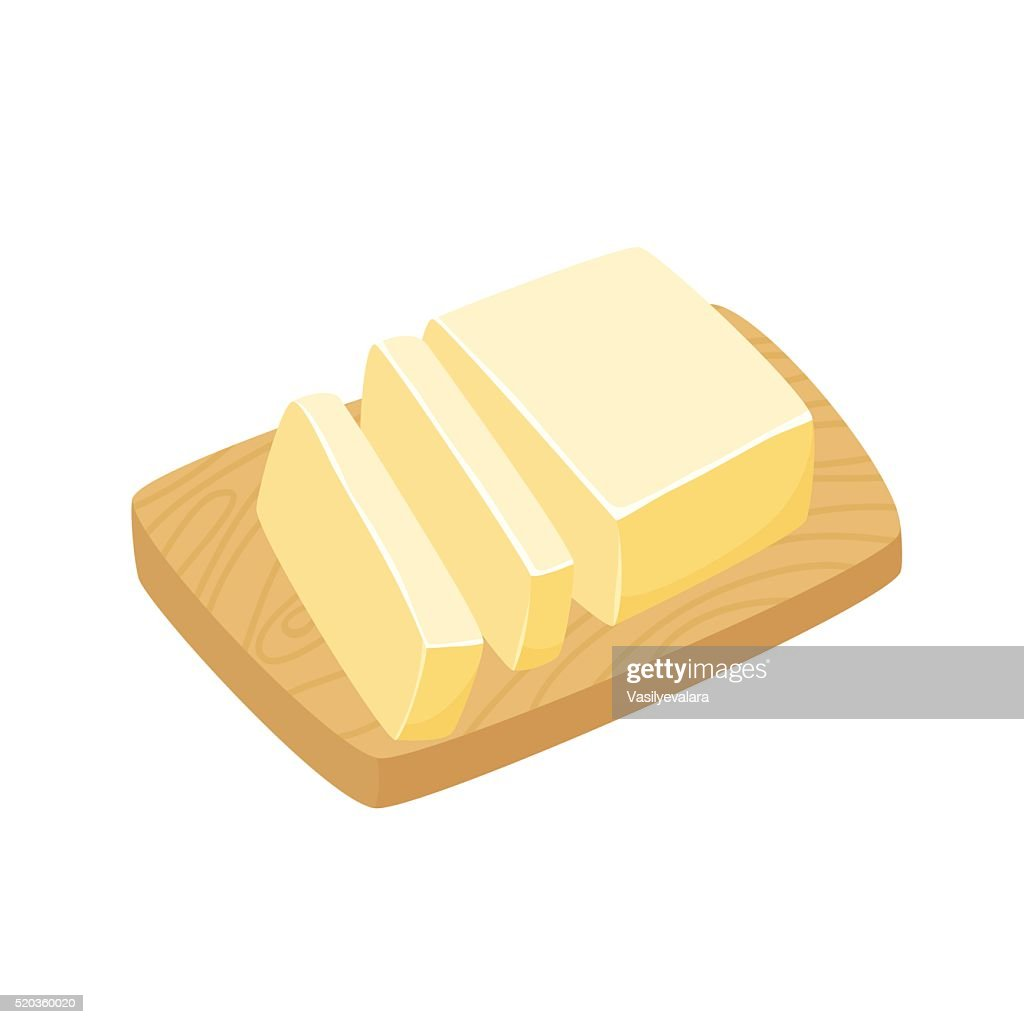 Sliced Margarine block