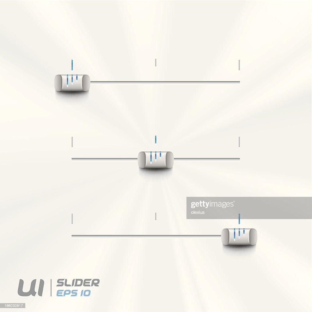 Slider Scroll Bar