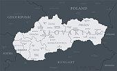 19 - Slovakia - Black Gray 10