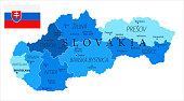 04 - Slovakia - Blue Spot Isolated 10