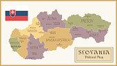 21 - Slovakia - Vintage Isolated 10