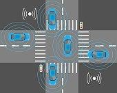 Smart car sensors