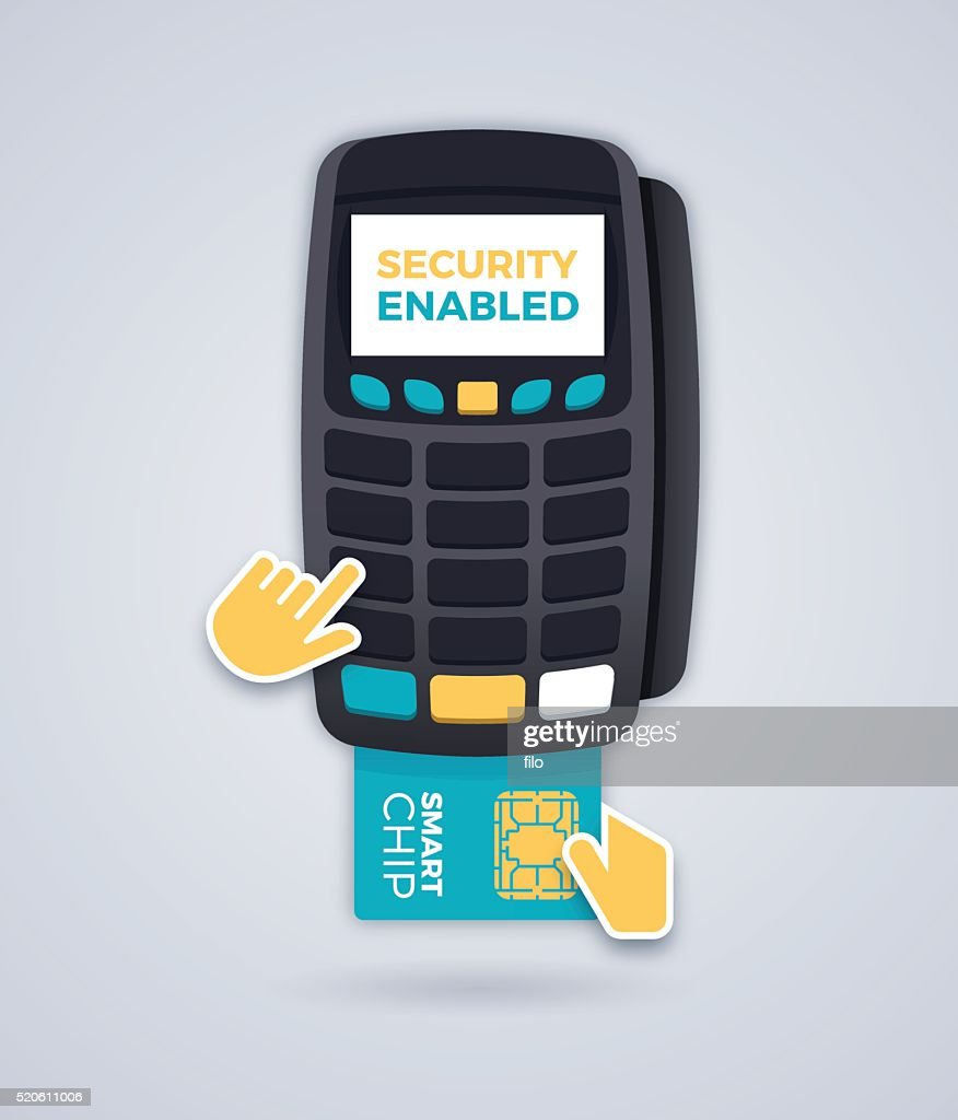 Smart Chip Card Reader