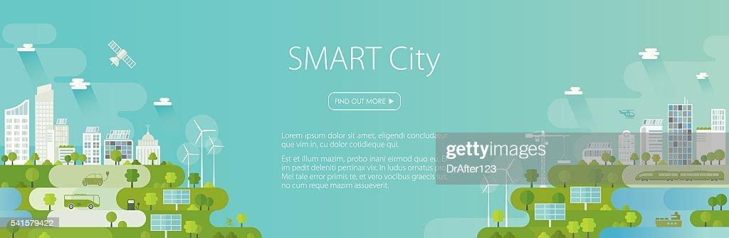 Smart City Banner