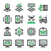 smart farm icon