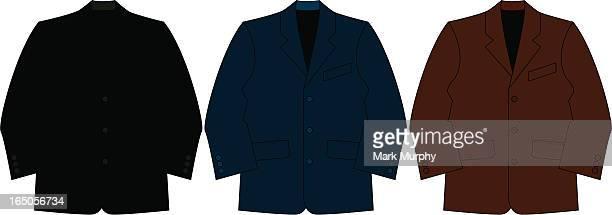 Smart Formal Suit Jacket
