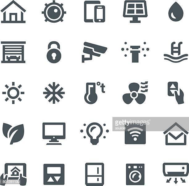 Icone di Casa intelligente