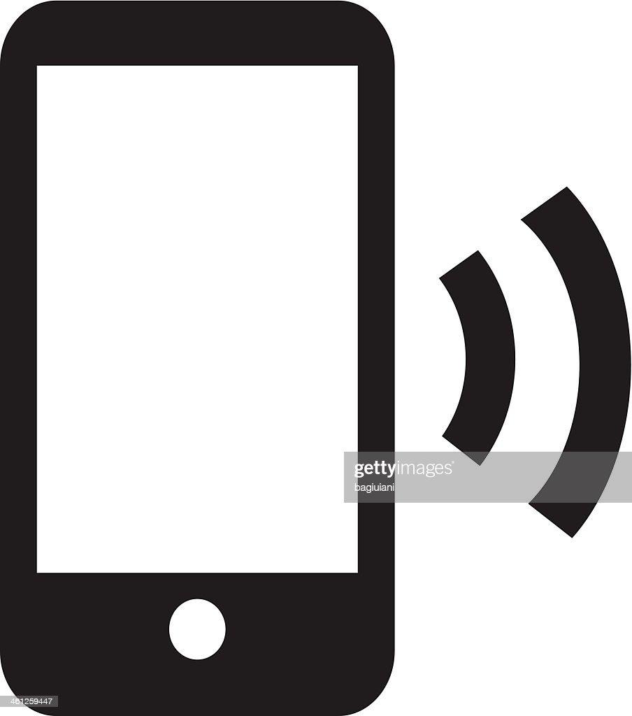 Smart Phone Wireless Icon App