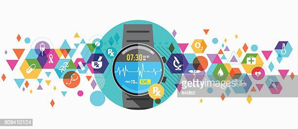 Smart Watch for Health care