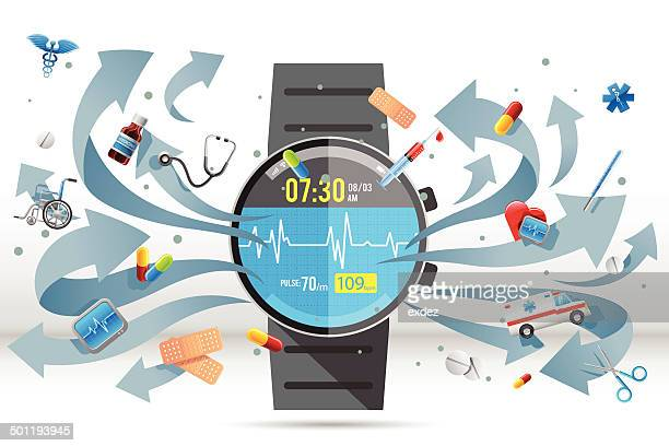 Smart Watch for Healthcare