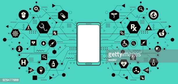 Smartphone für Gesundheitswesen