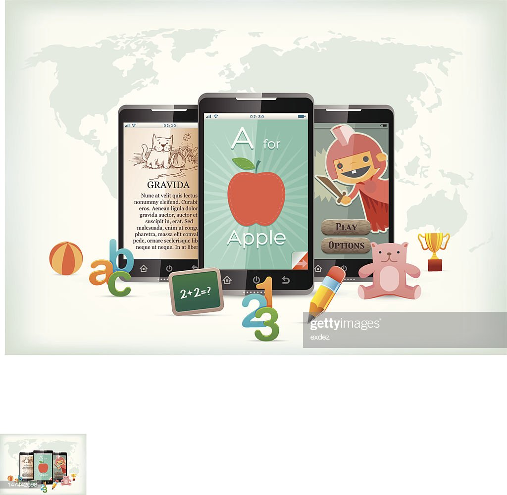 Smartphone for Kids