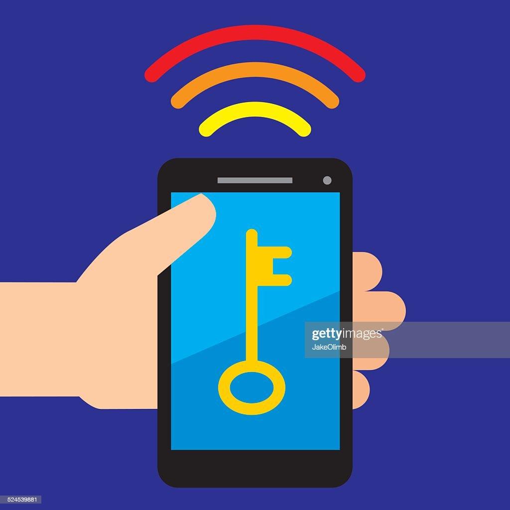 Smartphone Key