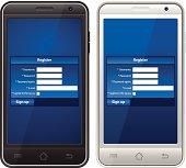 smartphone register