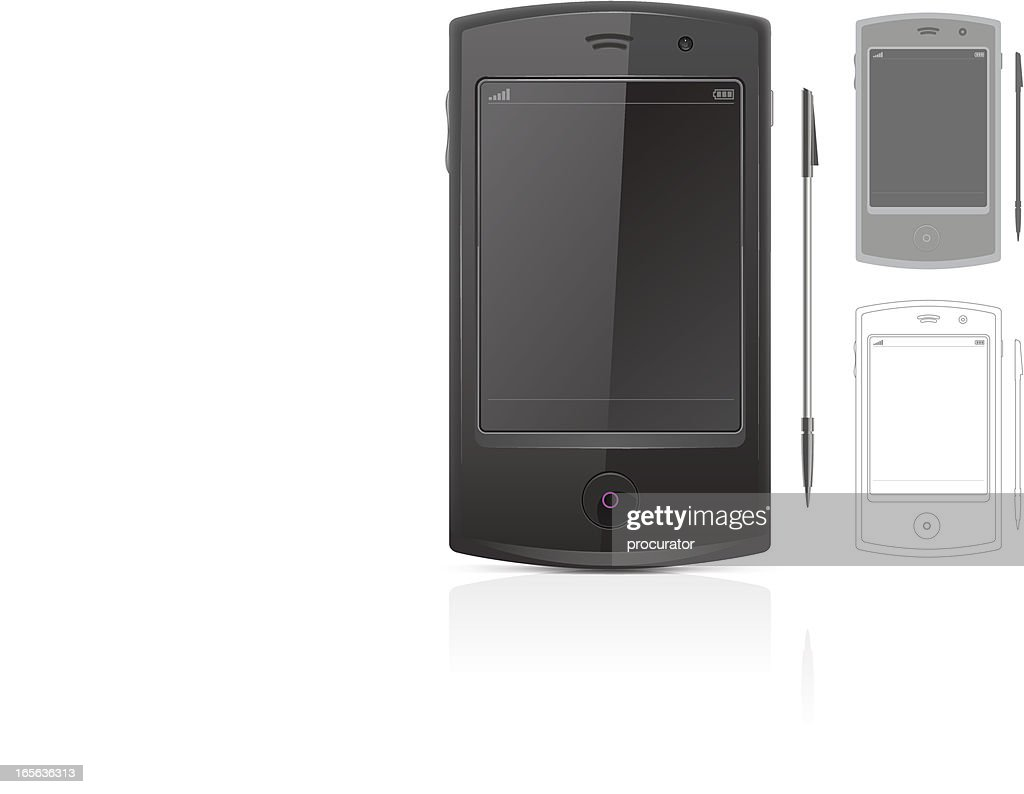 Smartphone : stock illustration