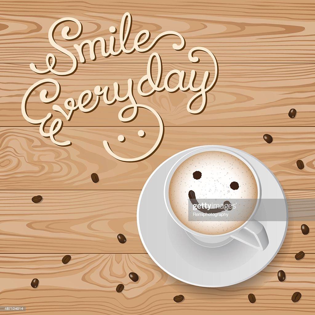 Smile Cappuccino