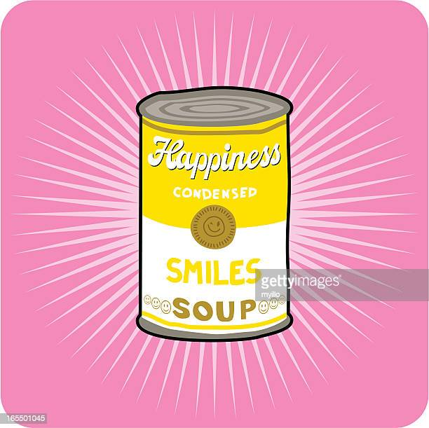 smiles soup - alternative therapy stock illustrations, clip art, cartoons, & icons