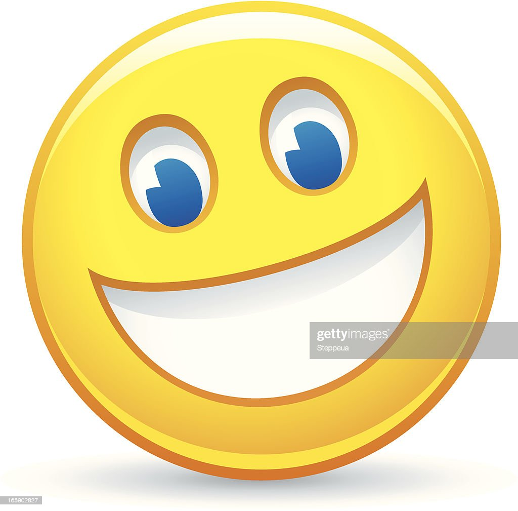 Smiley face : Stock Illustration