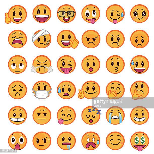 smileys - anthropomorphic stock illustrations, clip art, cartoons, & icons