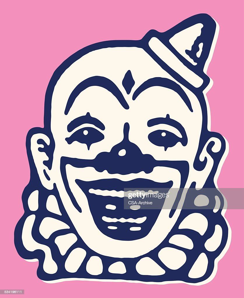 Smiling Clown