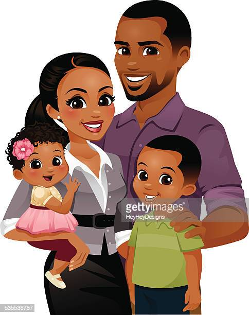 smiling family - generations stock illustrations, clip art, cartoons, & icons